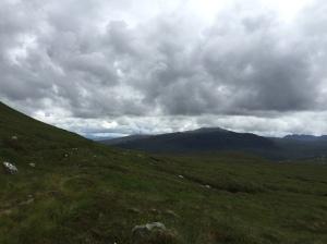 Moorland at Coigach-Assynt