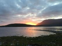 Ardmair sunset