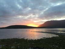 Ardmair sunset